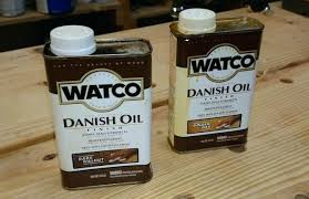 Watco Danish Oil Watco 65441 Danish Oil Wood Finish Quart