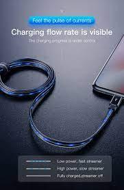 cáp sạc đèn led baseus cho IP6,7,8, plus 6s 5s Se X iPad – Baseus Việt Nam