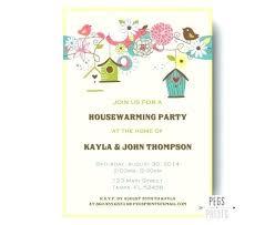 Housewarming Invitations Templates Cool Free House Warming Invitations Printable Housewarming Party Invites