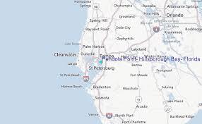 Pendola Point Hillsborough Bay Florida Tide Station