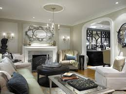 Traditional European Style Living Room HGTV - Living room style