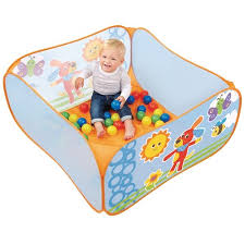 ball pit for babies. bruin soft sided ball pit with 45 balls for babies s