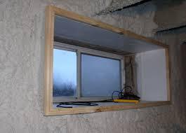 the whole window