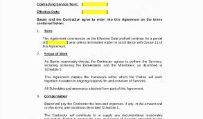 Long Term Lease Agreement Sample Lovely 14 Beautiful Free Printable ...