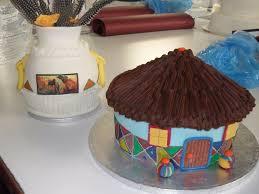 Xitsonga Traditional Wedding Cakes