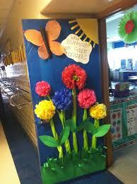 spring classroom door decorations. Images Of Spring Reading Door Decoration Idea Myclassroomideas Com Wallpaper. Classroom Decorations