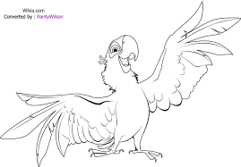 Small Picture Rio Coloring Pages Inside glumme