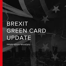 However, drivers must print out their green card as storing one on a mobile device will not be accepted. Brexit Green Card Statement For Policy Holders Insurance Corporation