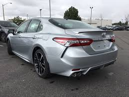 2018 camry. Exellent Camry SilverCelestial Silver Metallic 2018 Toyota Camry XSE V6 Standard Package  BZ1HRT AM Left With