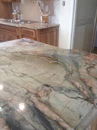 help colorblind father chose unique granite for new kitchen