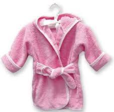 Smooth on one side, loop on the other. Baby Bath Gown Buy In Kanpur