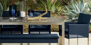 crate barrel outdoor furniture. Crate \u0026 Barrel Revamps Your Backyard With Up To 20% Off Outdoor Furniture, Decor, More Furniture