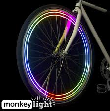 Best Bike Wheel Lights M204 4 Led Bicycle Wheel Light