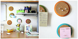 office pinboard. Appealing Trashy Mini Colorful Circle Memo Cork Boards Office Space Pinboard Free: Full Size