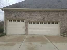 garage door after 5