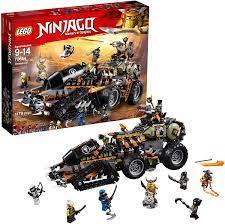 Менда Сити опарване влюбчив lego ninjago auto amazon -  inspiria-interiors.com