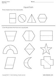 Halves Worksheets For Kindergarten - Everylev Elofs