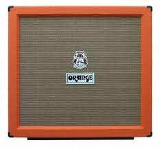x guitar cab orange 4x12