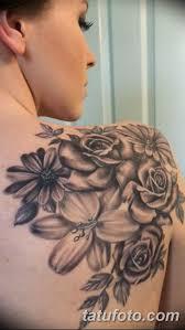 фото красивые тату на лопатке 12082019 004 Tattoos On The
