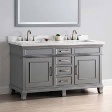home interior surprise 60 inch bathroom vanity double sink bridgeport white modern mint green glass