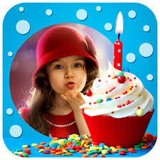 Happy Birthday Image Frame Download