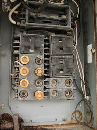 the va appraisal and electrical systems what is required old fuse boxes meeting electric code