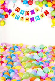 Happy Birthday Background Images Colour Purple Balloon Happy Birthday Backgrounds Vinyl Cloth High