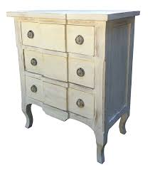 french shabby chic bedroom furniture. chateau shabby chic french distressed white painted carved 3 drawer chest of drawers bedroom furniture amazoncouk kitchen u0026 home