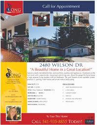 song real estate flyers eugene real estate song real estate song real estate flyers