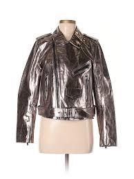 pin it zara women faux leather jacket size m