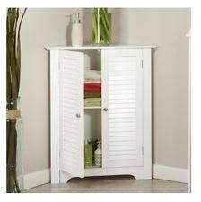 bathroom corner cabinets. bathroom corner cabinet cabinets organizer storage white floor kids small linen