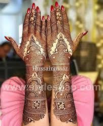 Arabic Mehendi Design For Bride Latest Arabic Mehndi Designs Henna Trends 2020 2021 Collection