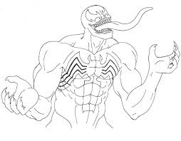 Download and use them in your website, document or presentation. 15 Free Printable Venom Coloring Pages