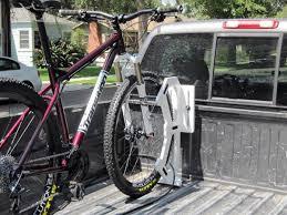 Wheel Wally Pickup Truck Bike Rack – Straps the Wheel for Secure ...