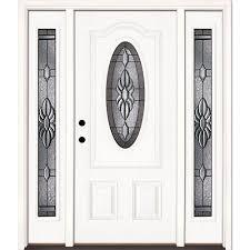 white double front door. [Door Design] Best 32 Images White Glass Front Door. Doors Exterior Double Door