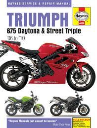 triumph daytona t595 service manual pdf