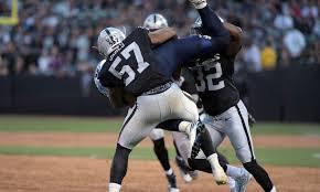 Oakland Raiders 2017 Offseason Position Battles Mlb