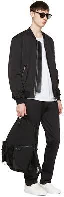 mackage black ragnar er jacket men mackage leather jacket aritzia est