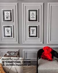 wall moulding designs ideas and panels