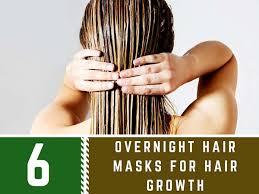 overnight hair masks for damaged hair