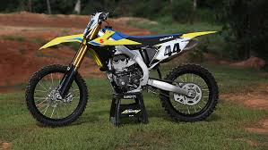 2018 suzuki rmz 450. exellent suzuki aesthetically the new bike is stunning from our first day on bike we  can report that it better than u002717 in every way for 2018 suzuki rmz 450
