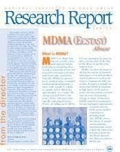 Drugfacts Mdma Ecstasy Molly National Institute On Drug