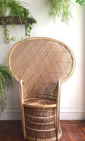 large rattan pea chair all furniture wicker