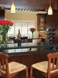 Quartz Versus Granite Kitchen Countertops Granite Quartz And Soapstone Countertops Hgtv