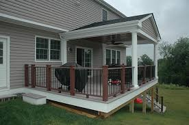 High Resolution Roof For Deck Custom Deck Roofs Deck The Yards Pittsburgh Pa