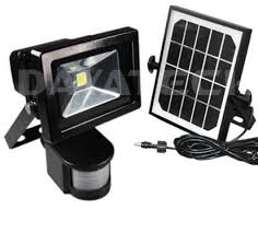 Outdoor Solar LED Security Light  Motion LED Flood Light  TORCHSTARSolar Security Flood Light