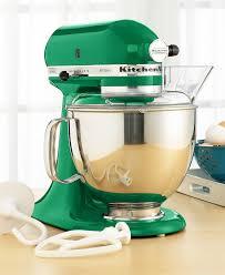 Macys Kitchen Appliances Emerald Kitchenaid Stand Mixer Coloroftheyear Tpps Gift Guide