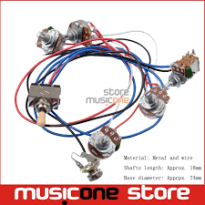 gibson les paul pot wiring wiring diagram for you • electric guitar wiring harness kit 2v2t pot jack 3 way gibson les paul wiring diagram les paul standard wiring diagram