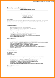 9 List Of Skills And Abilities For Resume Emails Sample