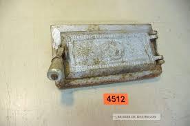 Nr 4512 Alte Ofentür Ofenklappe Ofen Klappe Für Kachelofen